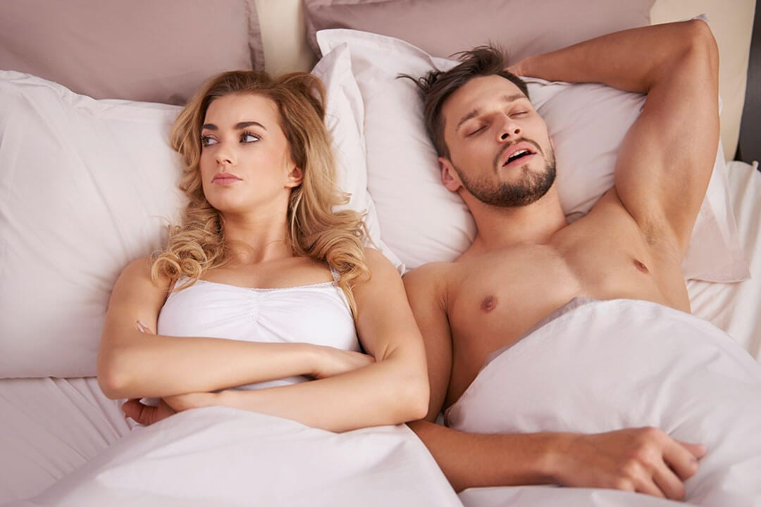 Image thumbnail for Blog Post: How to Stop Snoring
